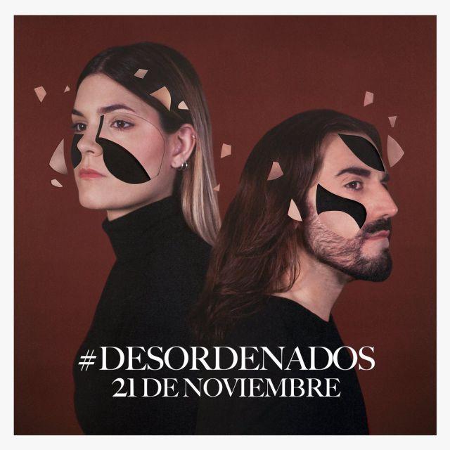 """Cartel promocional """"Desordenados"""""""