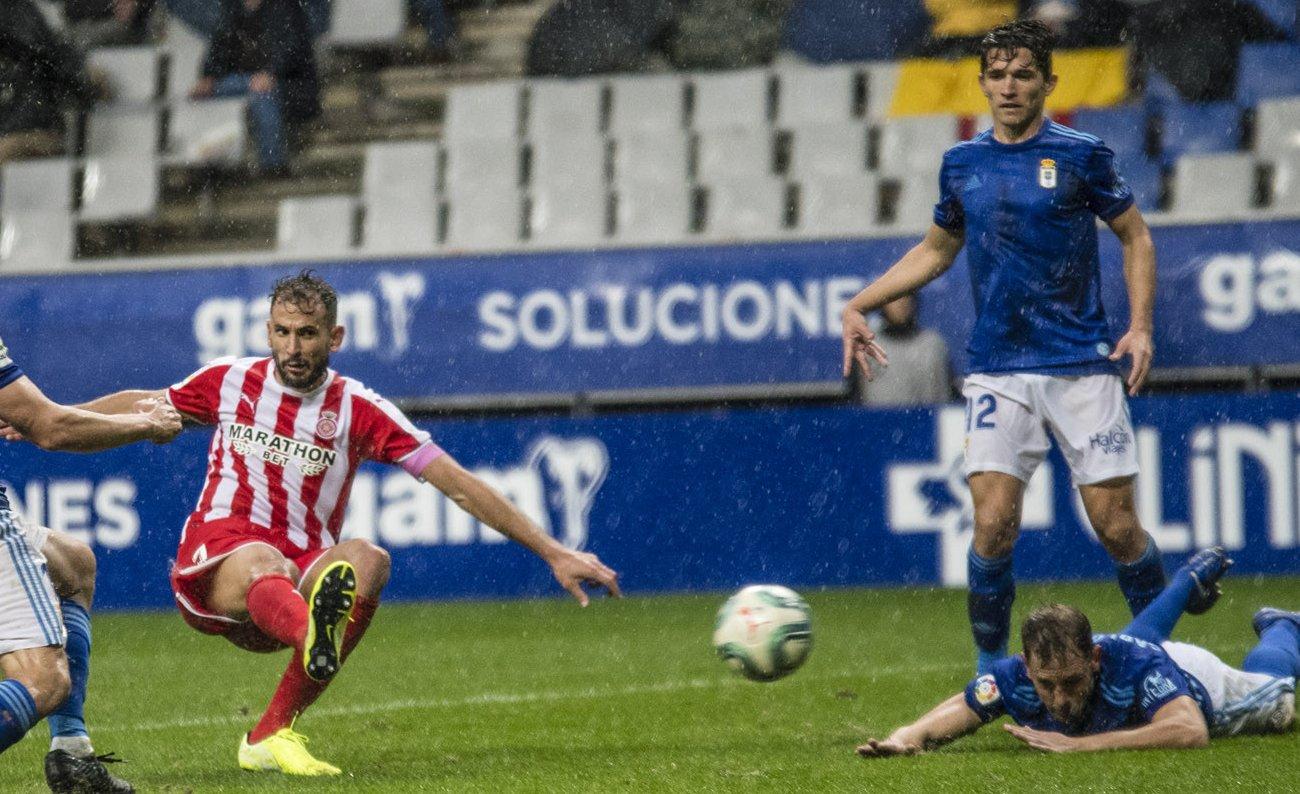 Stuani vs Real Oviedo
