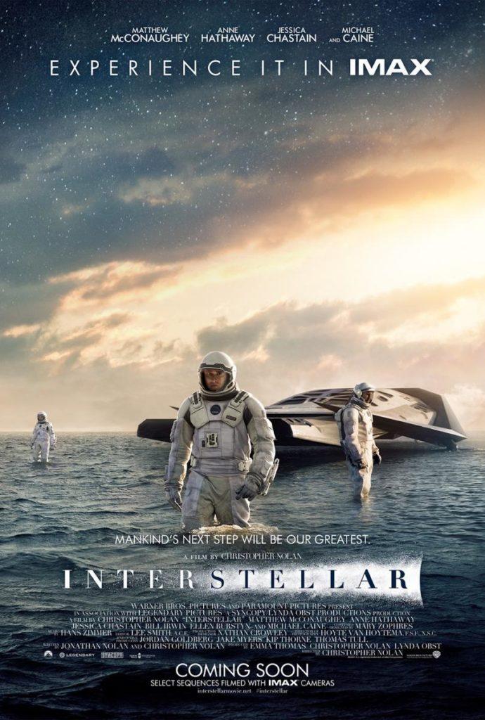 Interstellar / Fuente: Filmaffinity