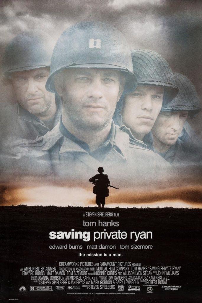 Salvar al Soldado Ryan / Fuente: Filmaffinity