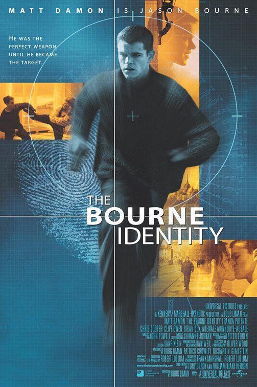 El caso Bourne / Fuente: Filmaffinity