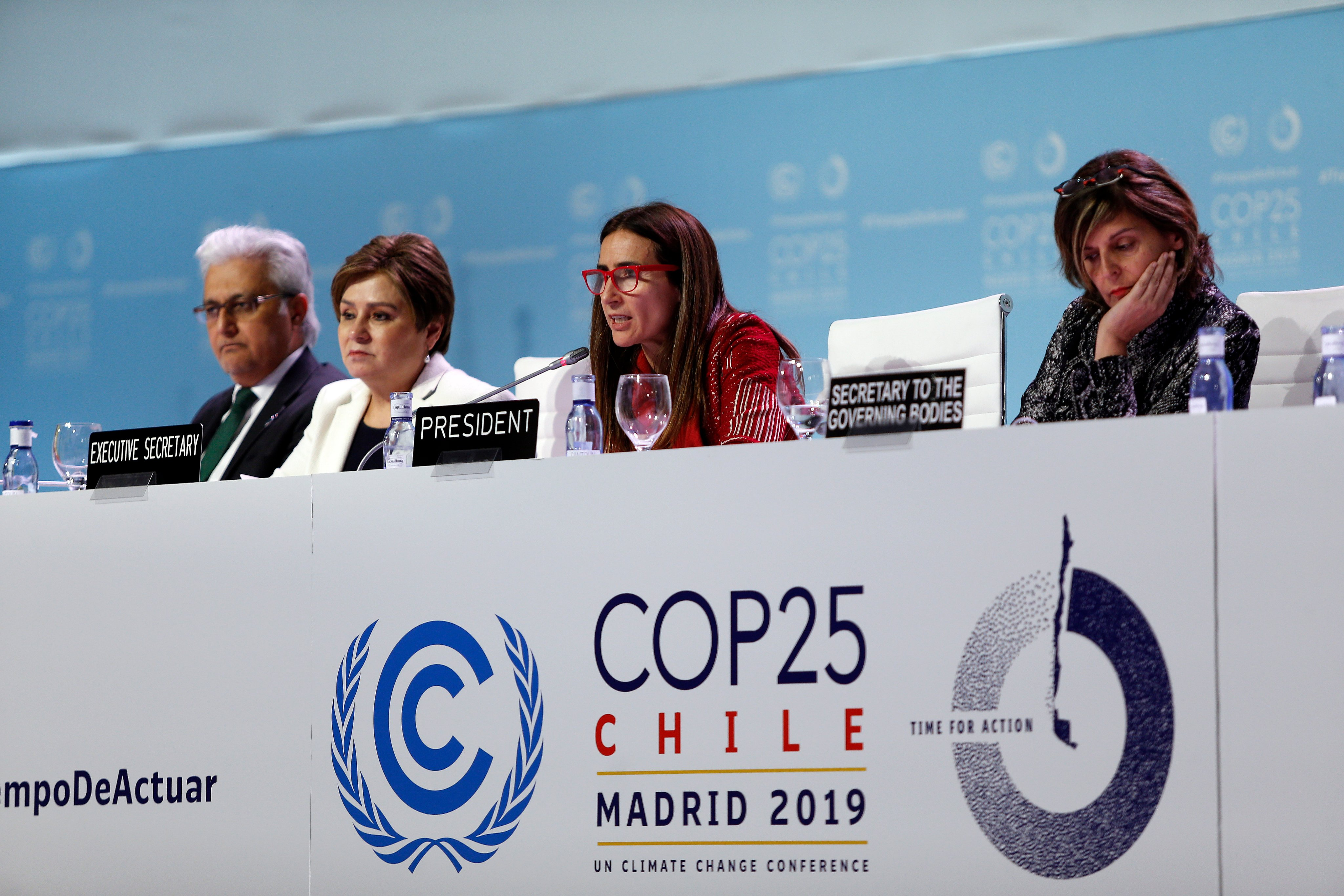 Cumbre del clima mercados de carbono