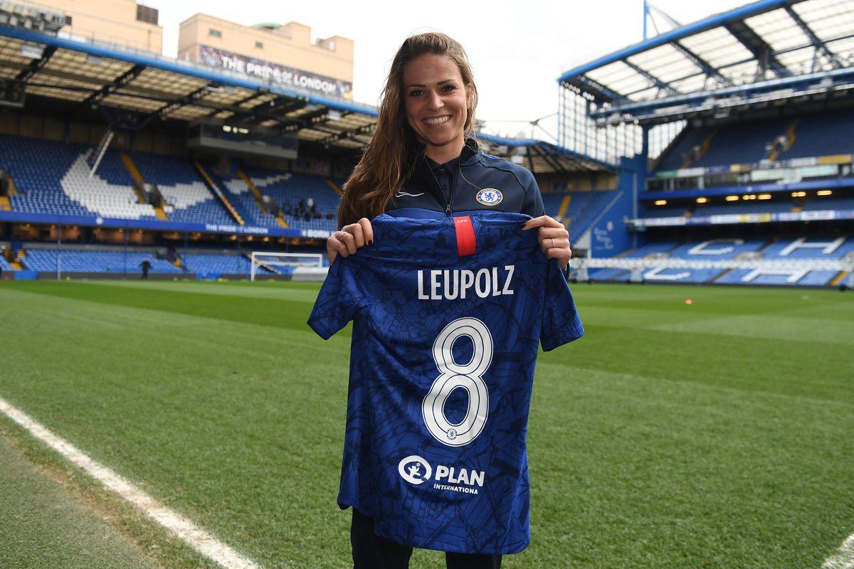 Melanie Leupolz ficha por el Chelsea.