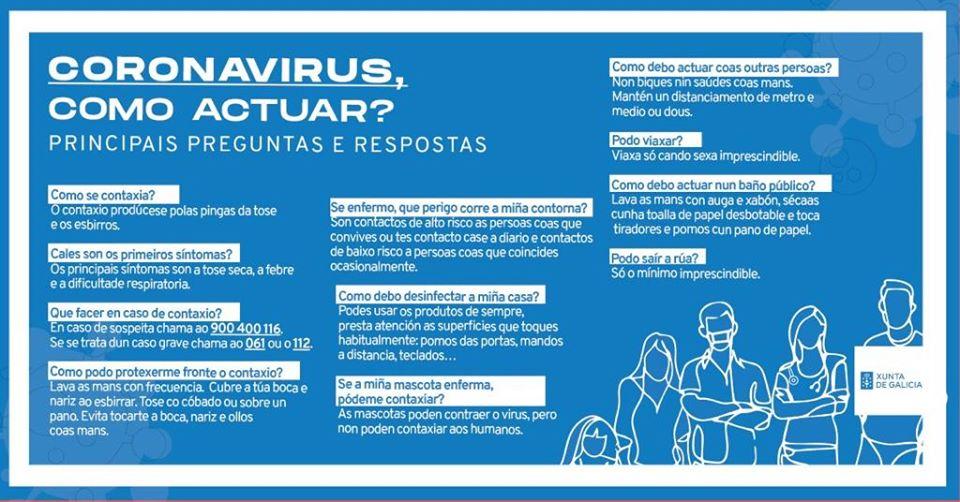 xunta coronavirus rebrote