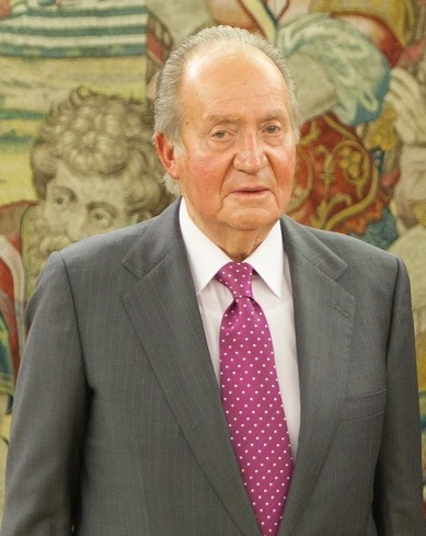 Rey Juan Calos I