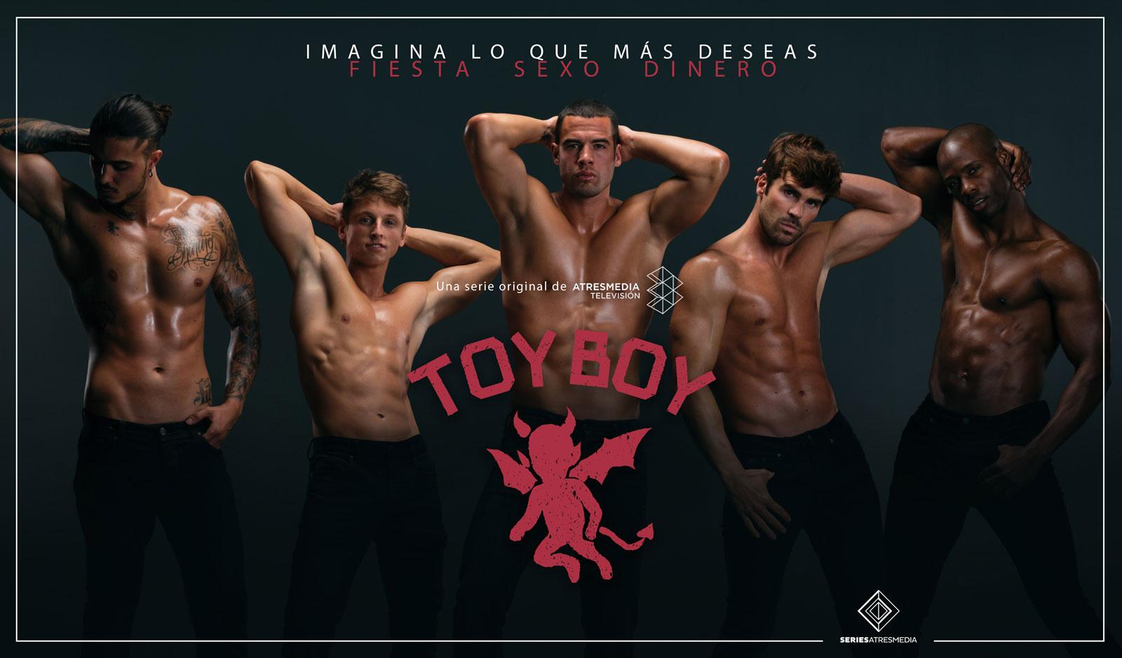 Toy Boy, nuevo éxito de Netflix