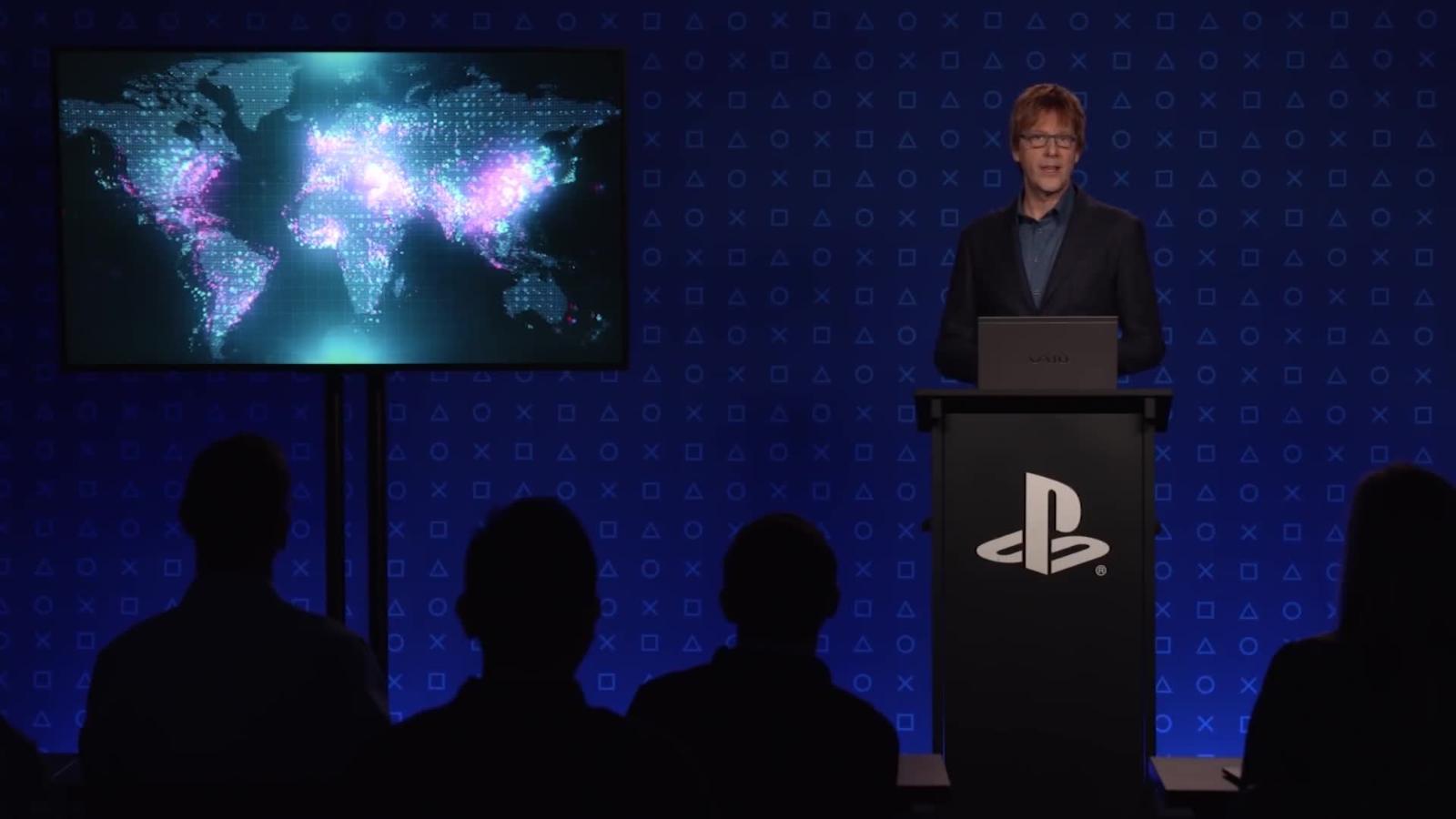 Conferencia de PlayStation, la última que data del 20 de marzo.