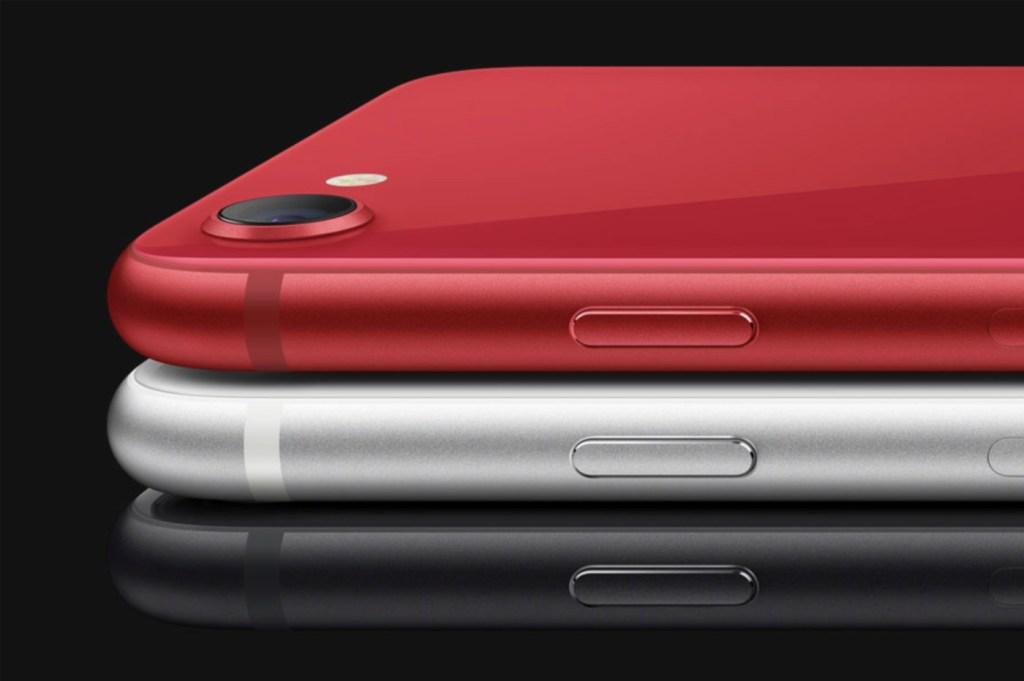 El nuevo iPhone estará disponible en 3 colores diferentes.