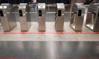 Metro horario habitual