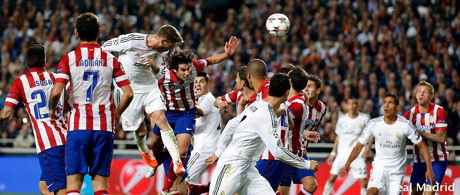 Gol de Ramos en el minuto 93