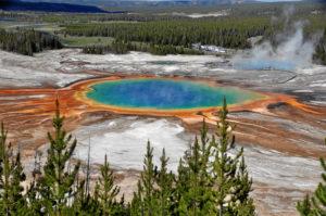 Parque Nacional de Yellowstone (Wyoming, Estados Unidos)