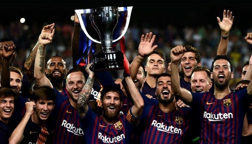 Vuelve LaLiga el 8 de junio | @FCBarcelona_ES