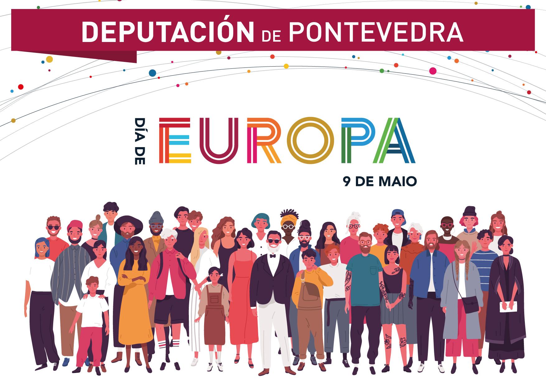 Deputación de Pontevedra día de europa