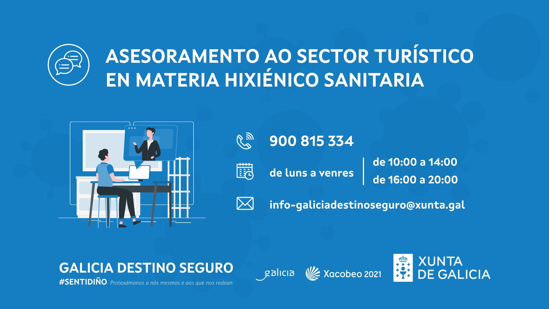xunta de galicia sector turístico