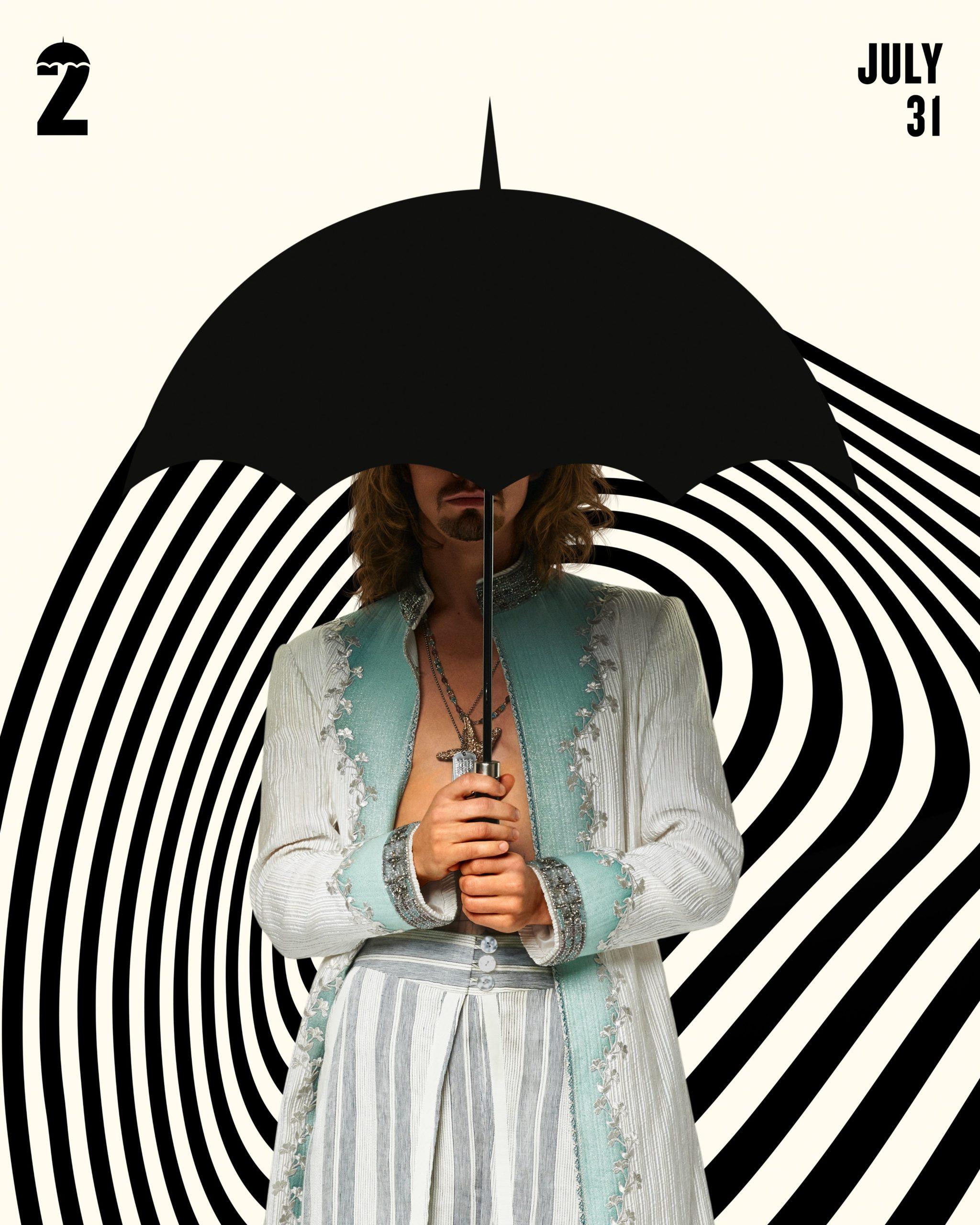 The Umbrella Academy – Klaus