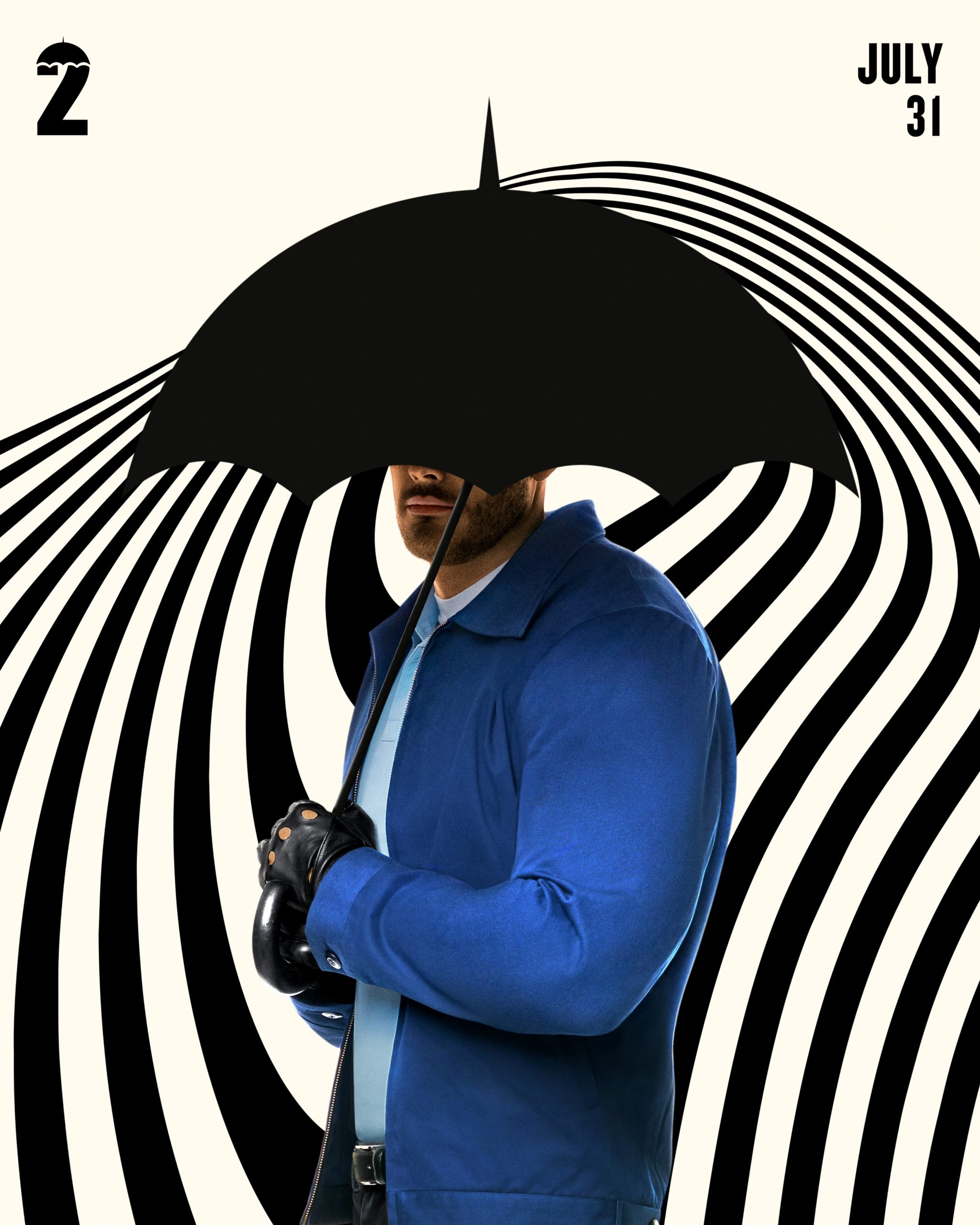 The Umbrella Academy – Luther