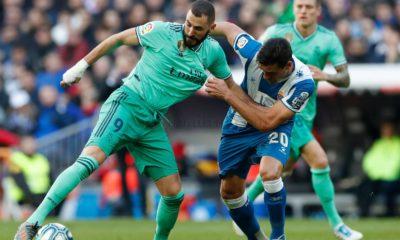 Partido de ida entre Real Madrid y Espanyol