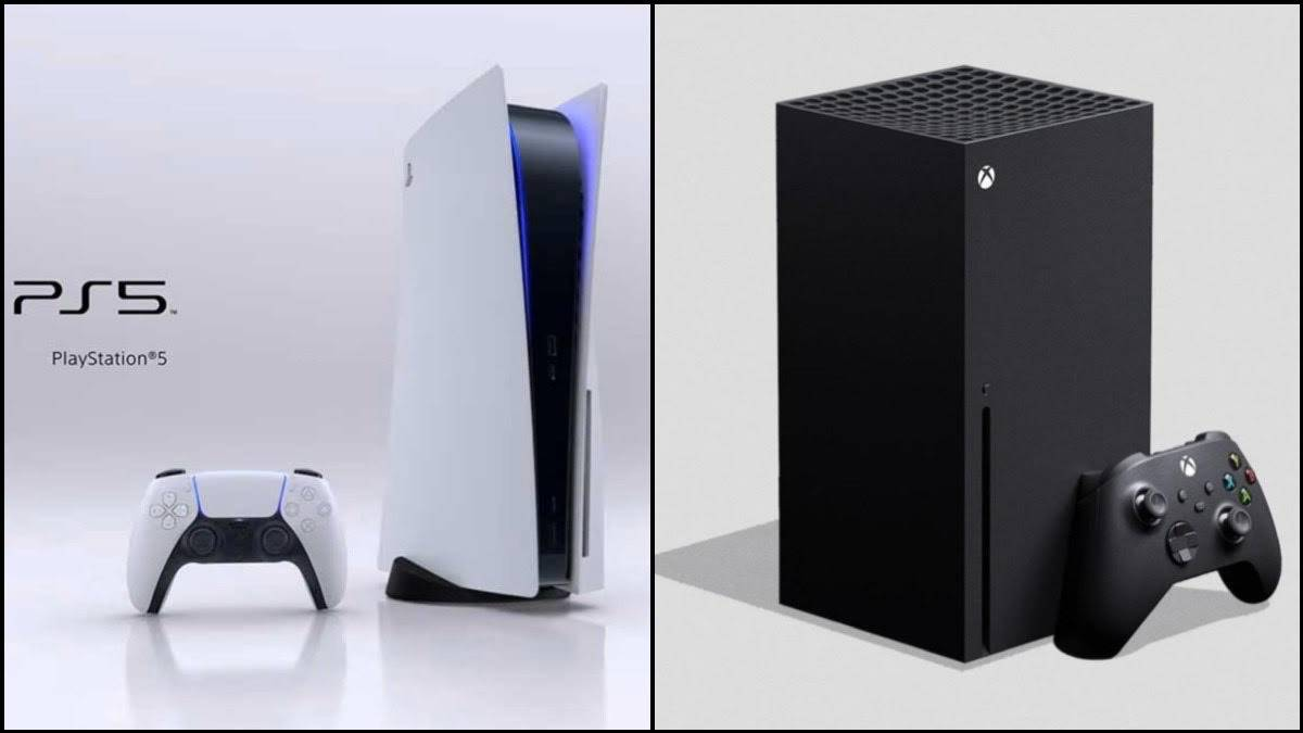 Los dos modelos de las nuevas consolas que dominarán en la novena generación.