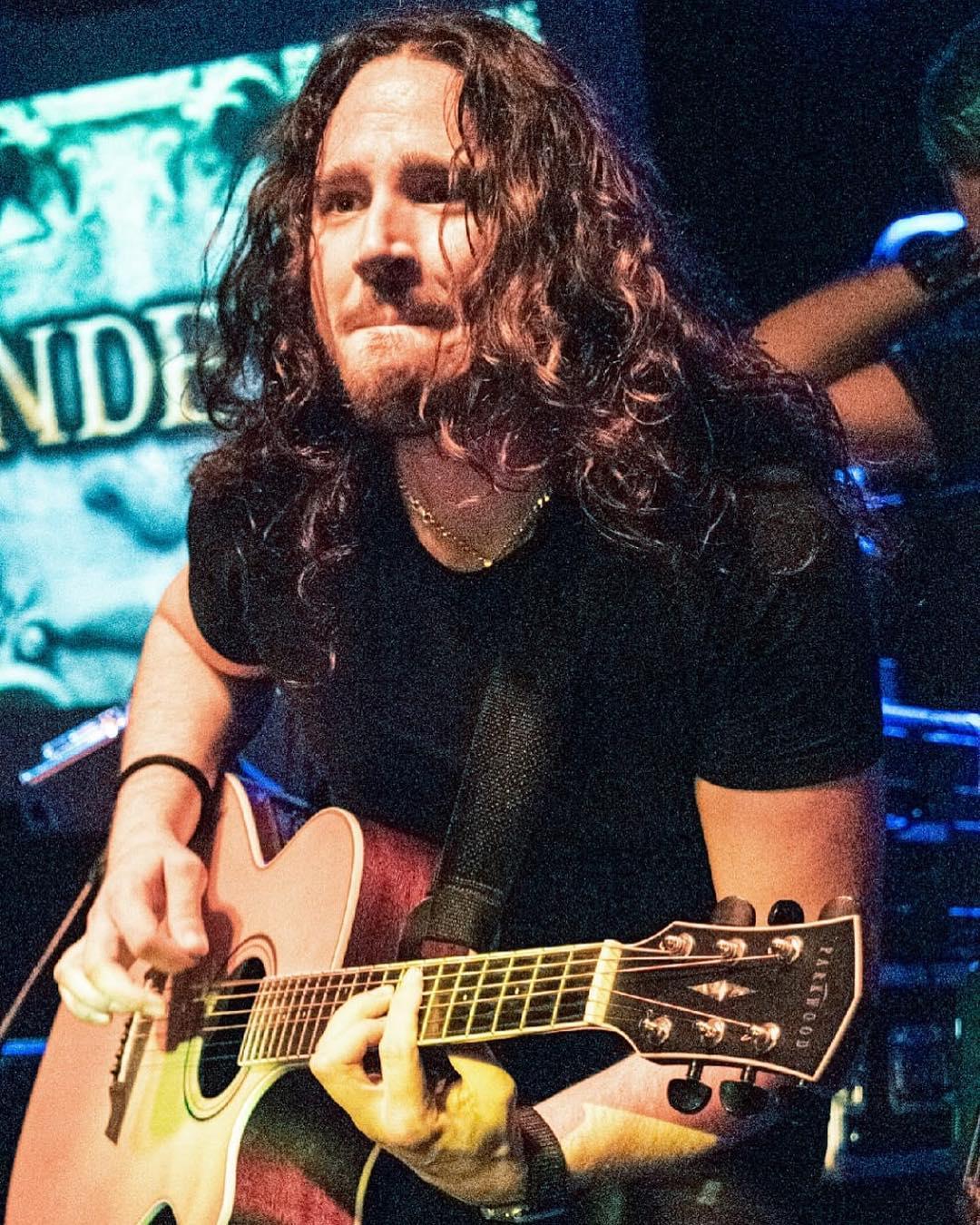 José Mancheño durante un concierto en Valencia (Imagen: Instagram)