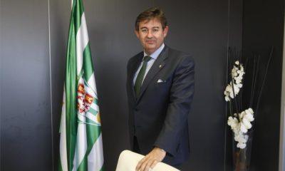 Javier Gonzalez Calvo Fuente: @CordobaCF_ofi