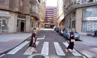 Calle Heraclio Botana // Atlantico