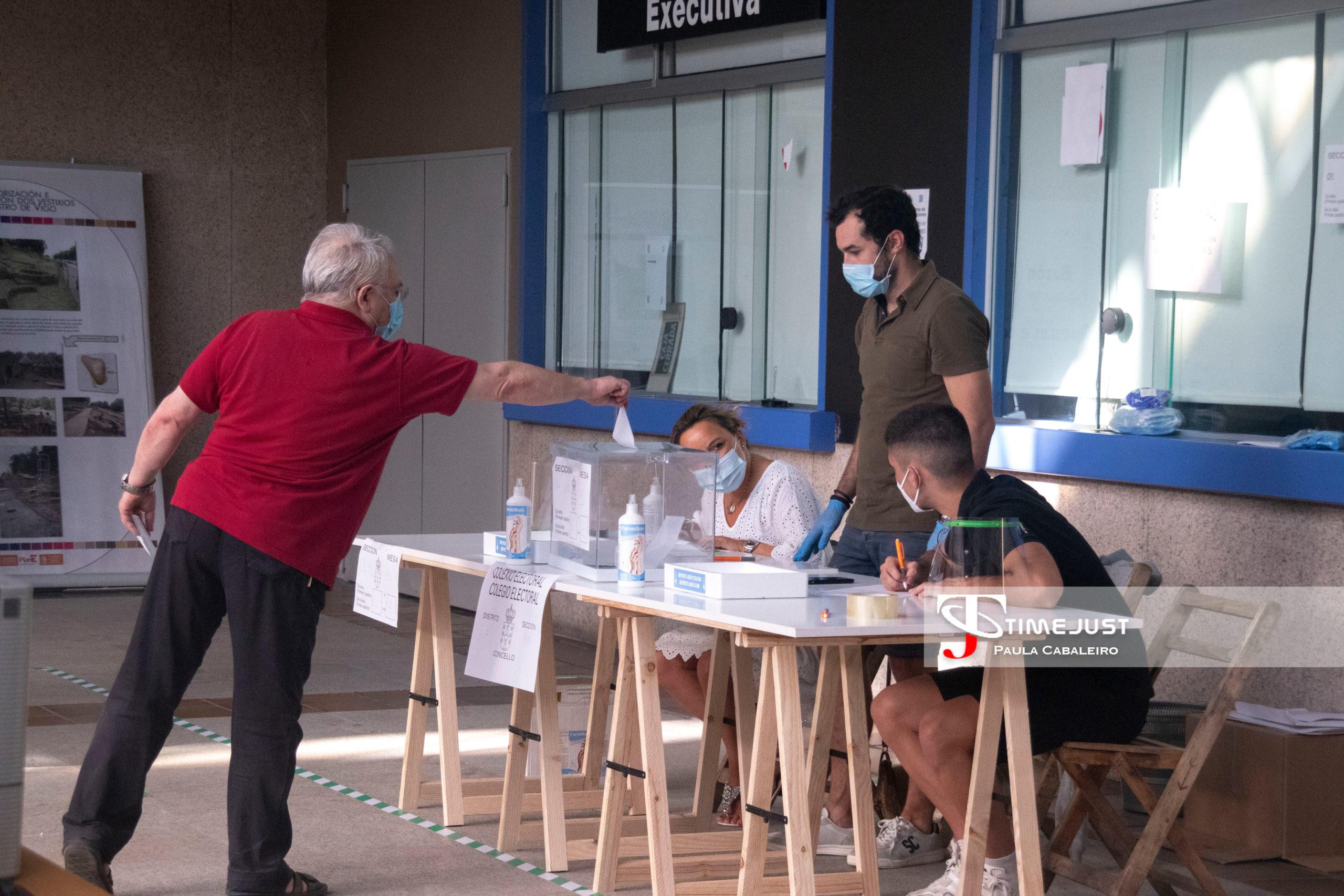 Elecciones Gallegas 12J. // Paula Cabaleiro