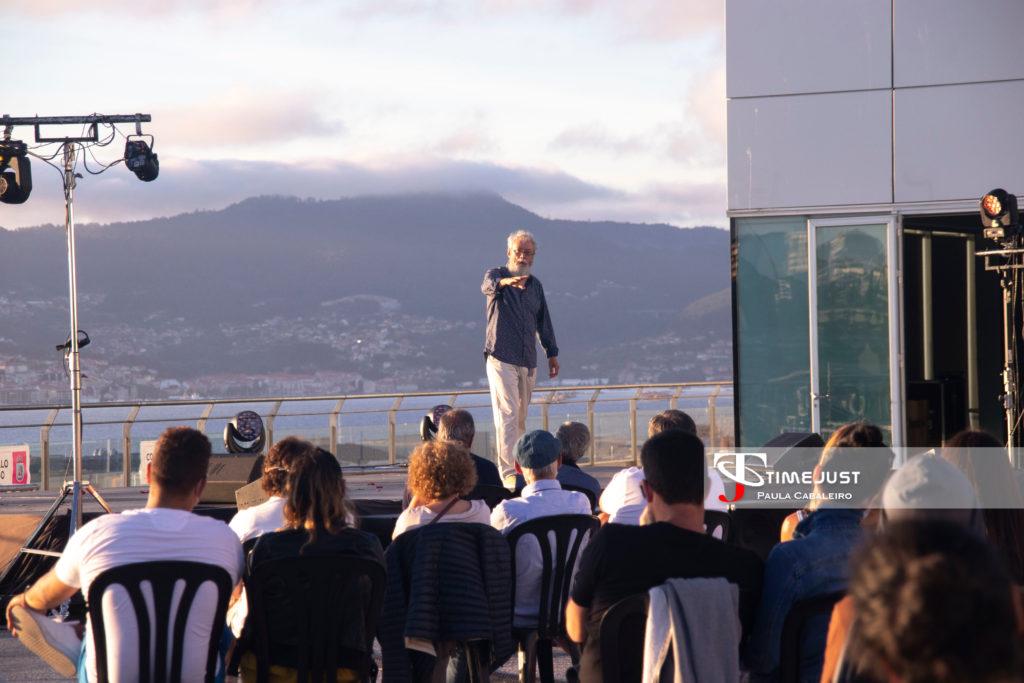Noites de Retranca en el Festival TerraCeo de Vigo. // Foto: Paula Cabaleiro