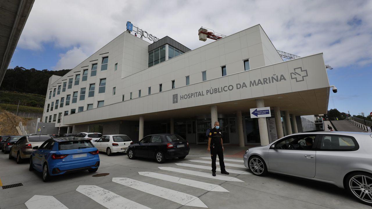 Centro de Sanidad de A Mariña // P. Losada