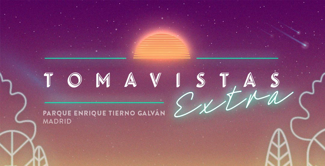 Banner Tomavistas Extra // Tomavistas Festival