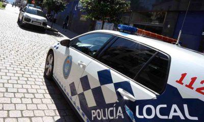 policía local porriño