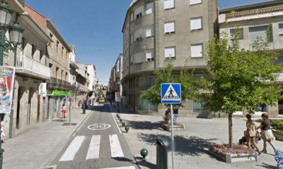 Calle Alfonso XII Redondela // Metropolitano