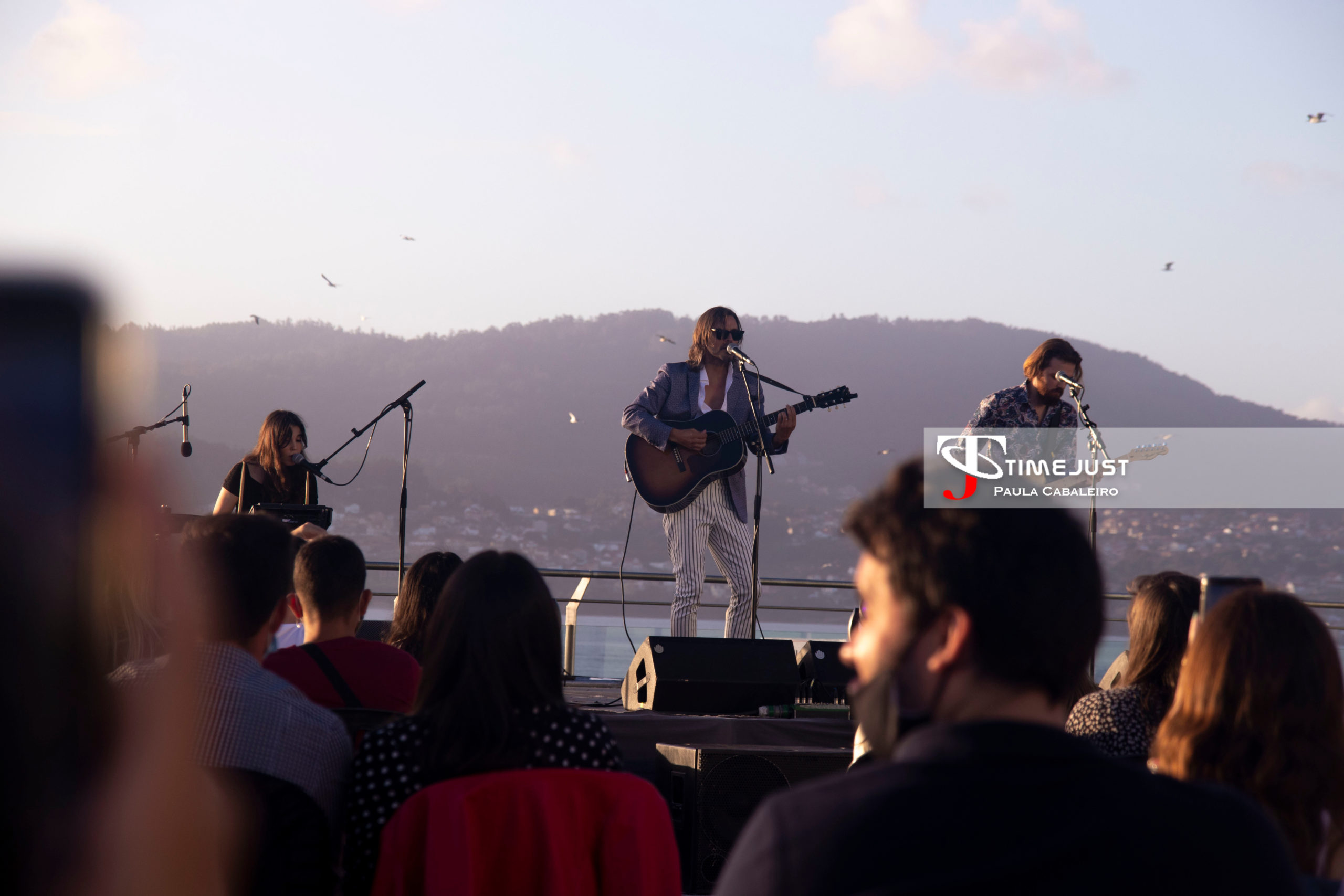 Pol 3.14 en el Festival TerraCeo en Vigo. Foto: Paula Cabaleiro