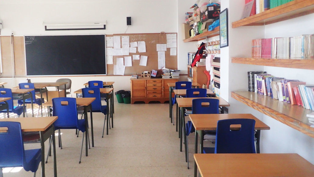 vuelta a las aulas