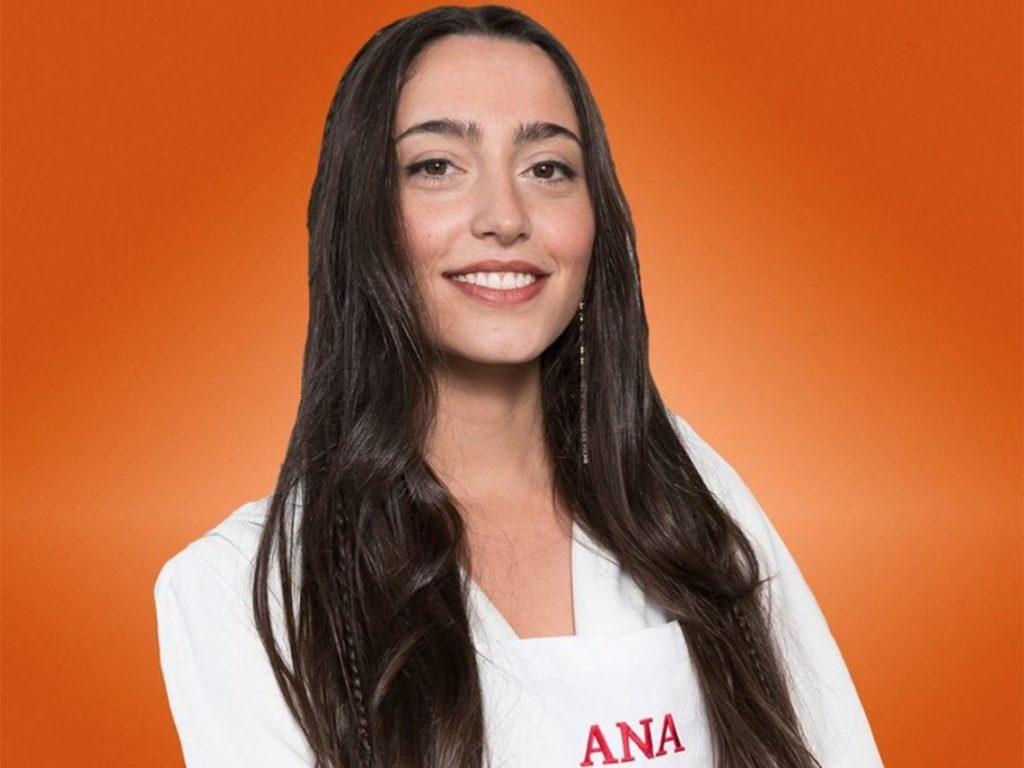 Ana Iglesias, ganadora de Masterchef. Fuente: RTVE