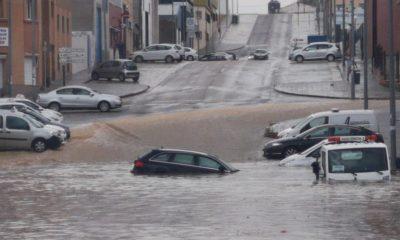 Inundaciones en Estepa