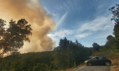 Incendio Ponteareas Os Biosbardos