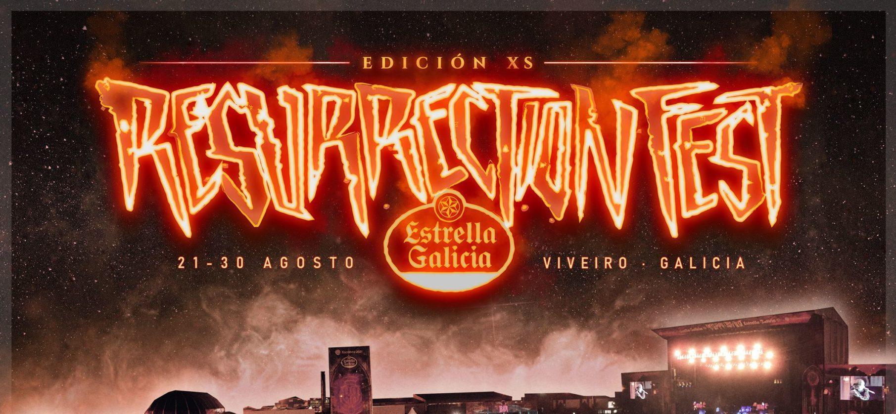 Cartel del Resurrection Fest 2020 / Resurrection Fest