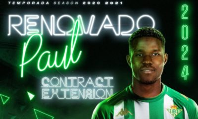 Twitter Oficial Real Betis