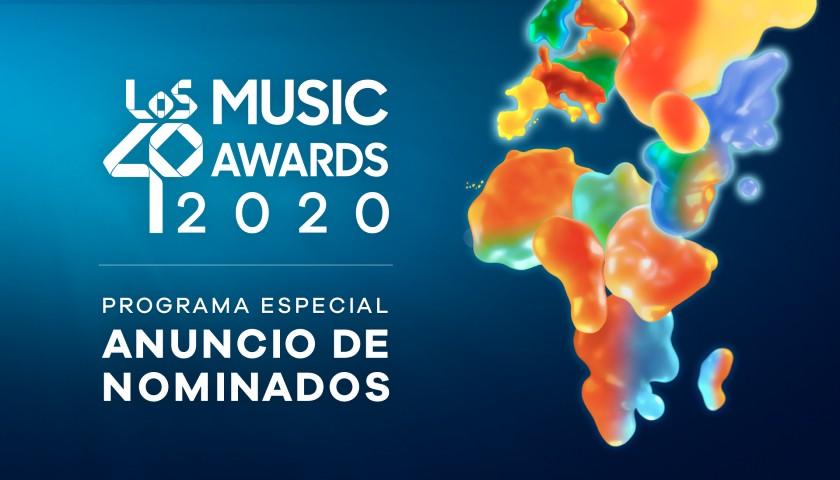 Los40 Music Awards 2020