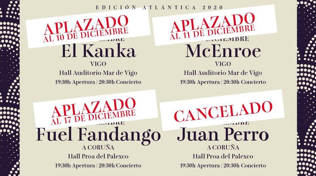 conciertos Acustiquísimos Edición Atlántica 2020