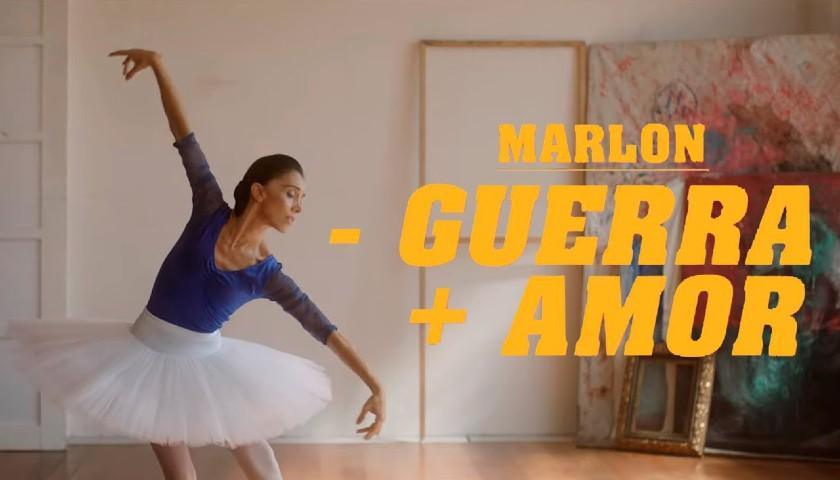 "Marlon ""-Guerra +amor"""