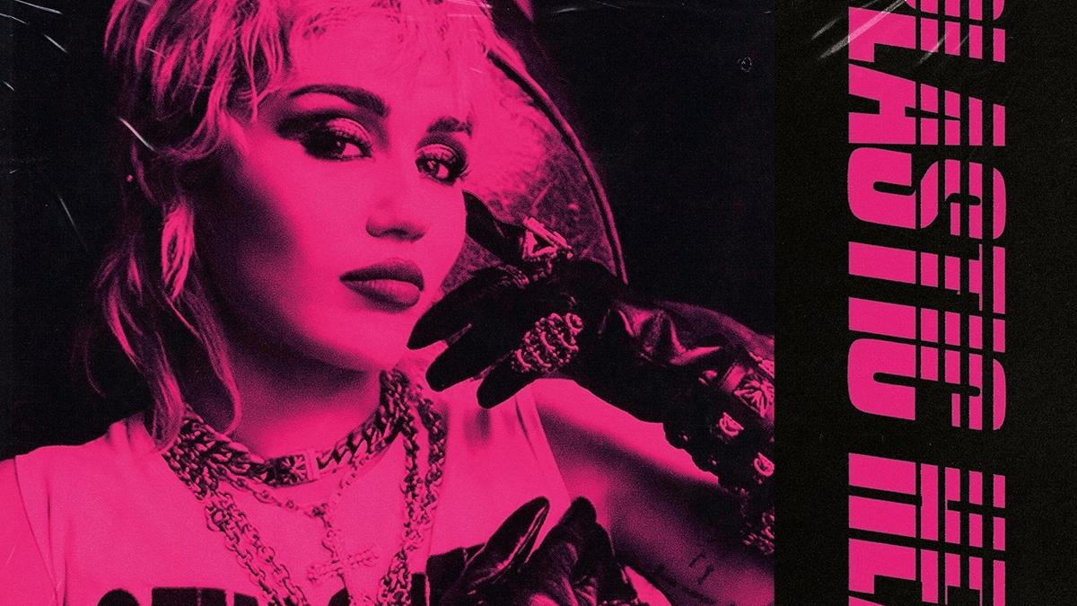 Portada del álbum 'Plastic Hearts' de Miley Cyrus / Fuente: Miley Cyrus Oficial