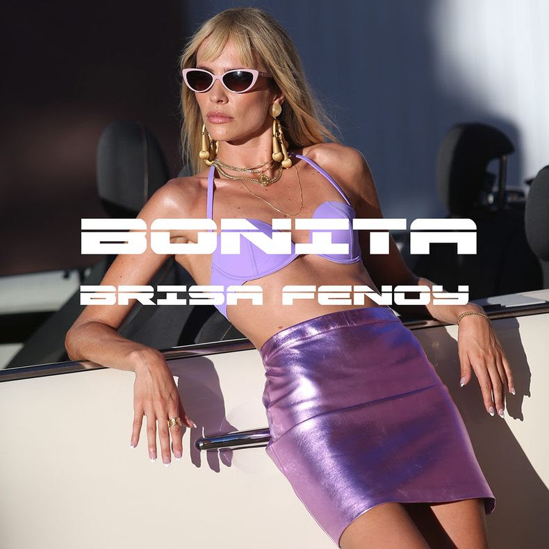 """¿""""Bonita"""", yo? Brisa Fenoy ironiza sobre el rol de la mujer en su último single"""