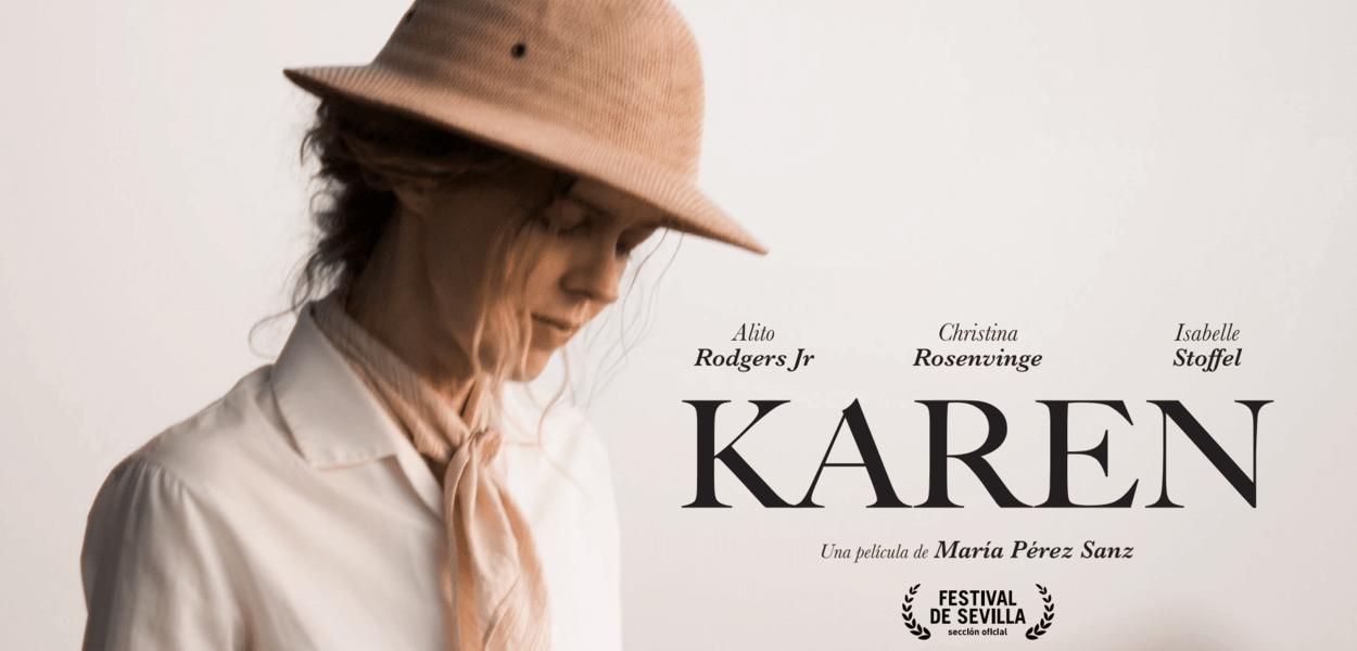 CARTEL DE KAREN - FILMAFFINITY