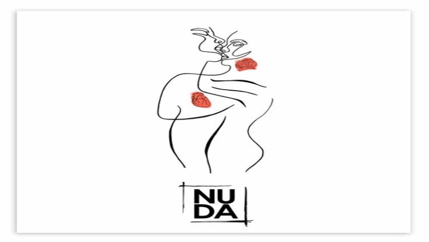 Carátula EP Nuda