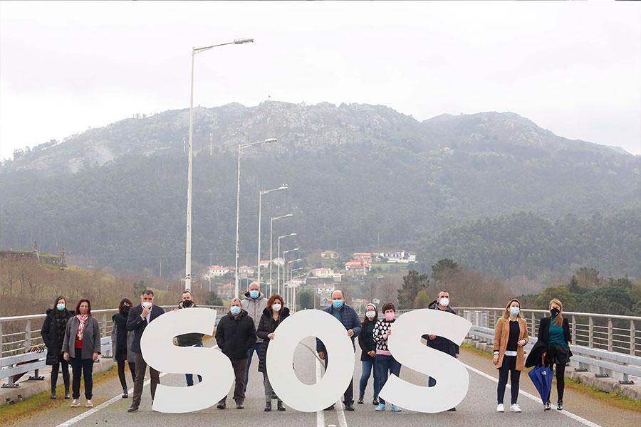 Fronteira Portugal-Galicia