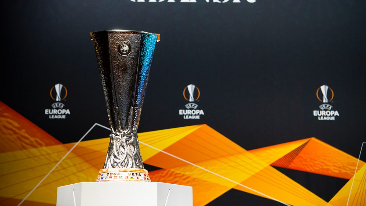 Sorteo de la UEFA Europa League.