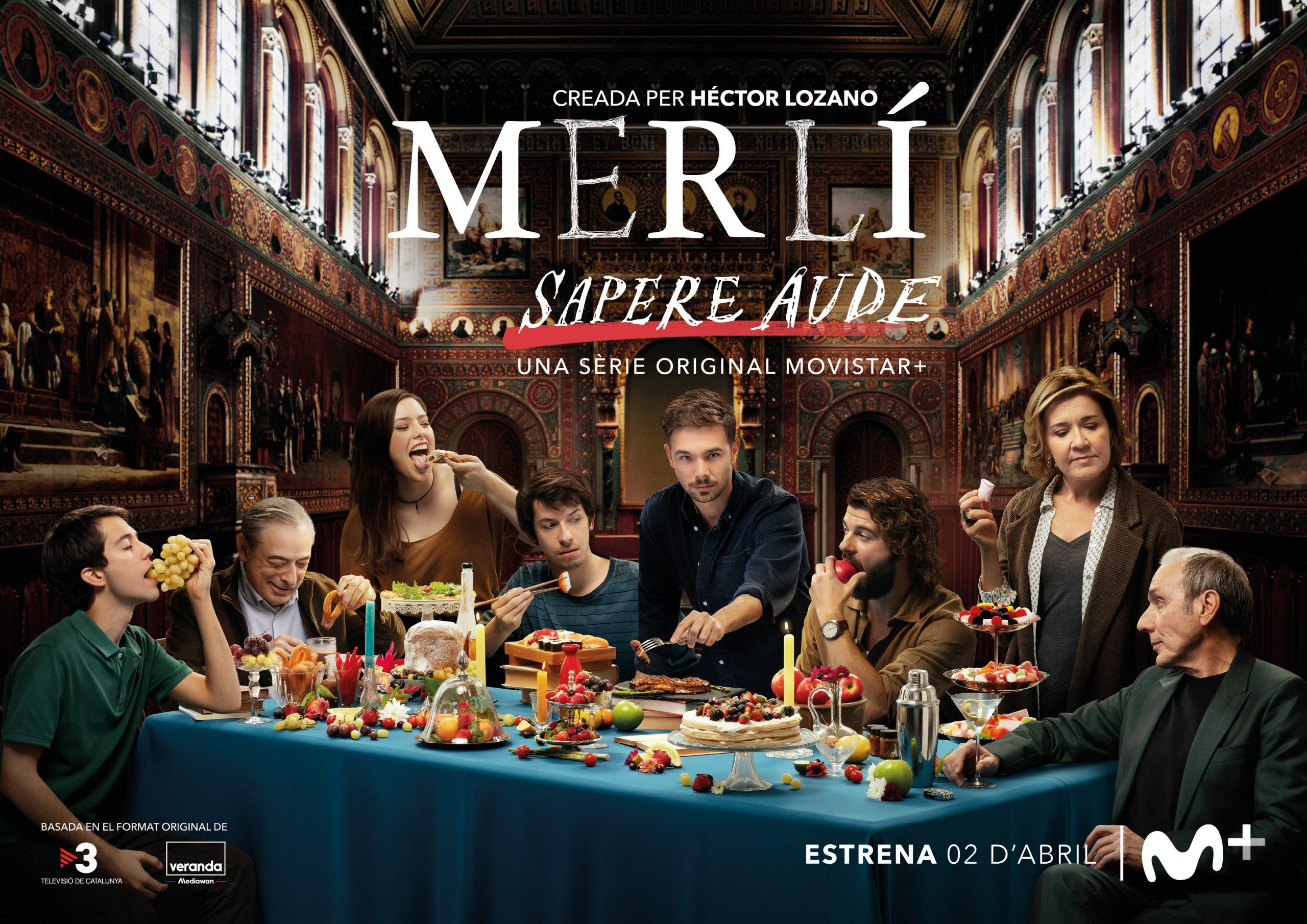 T2: Merlí Sapere Aude