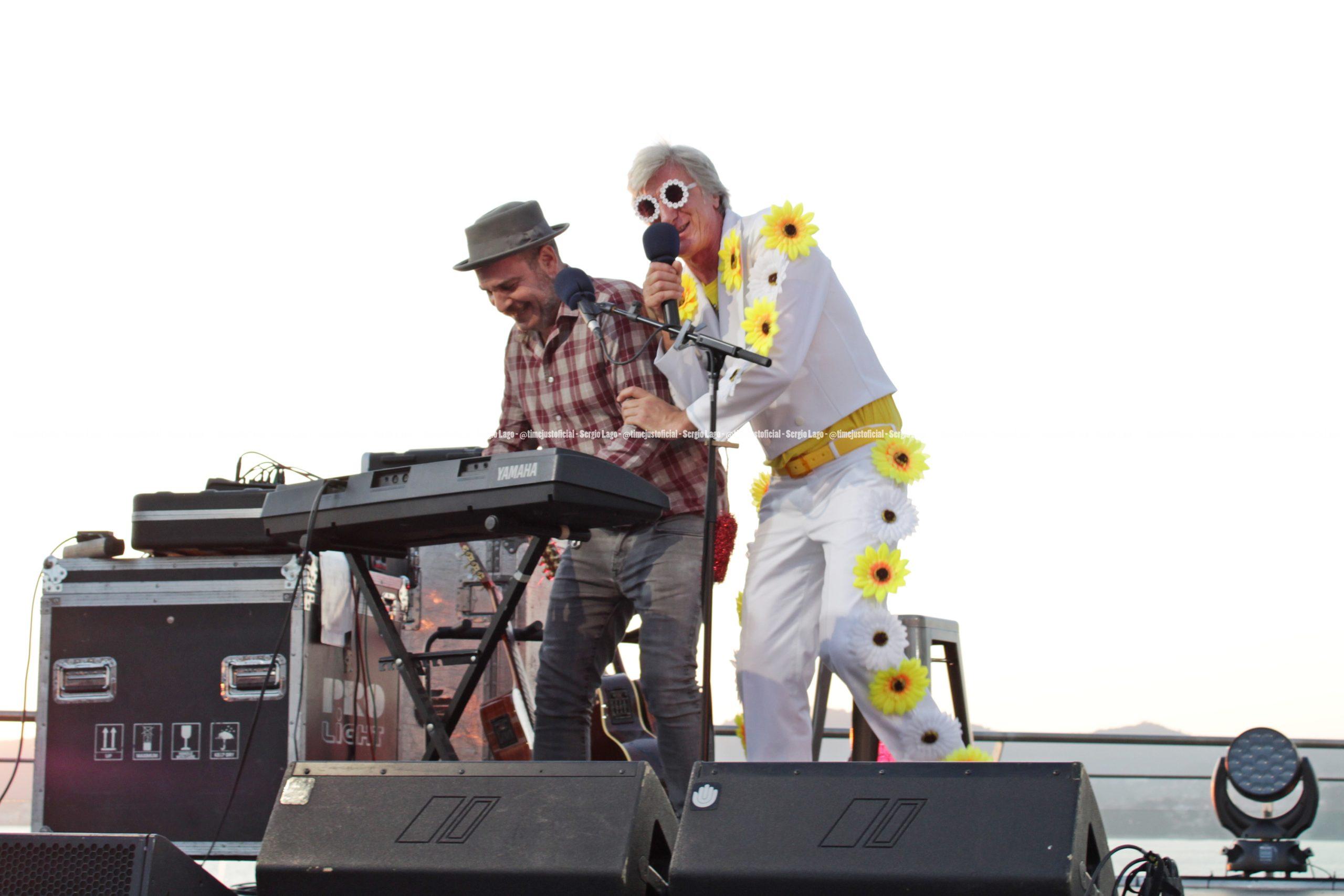 tony lomba y elio dos santos concierto festival terraceo vigo