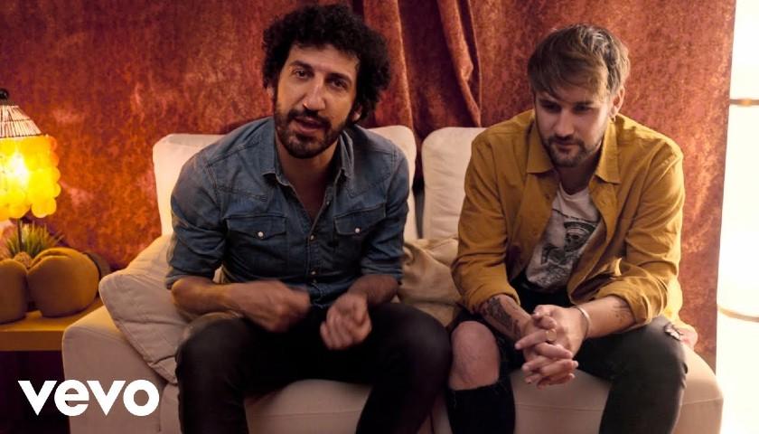 Marwan y Dani Fernández
